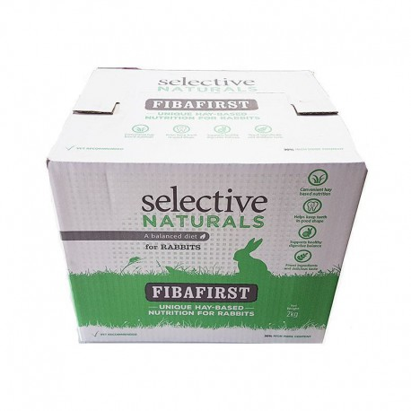 Supreme Selective Naturals Fibafirst 2 kg