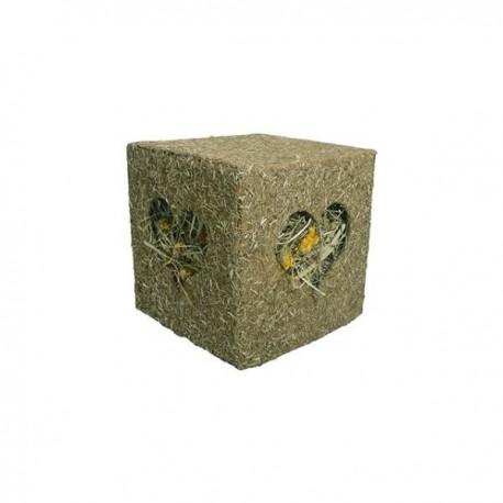 Rosewood I Love Hay Cube Medium