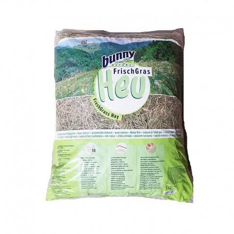 Bunny Nature vers gras hooi 3kg