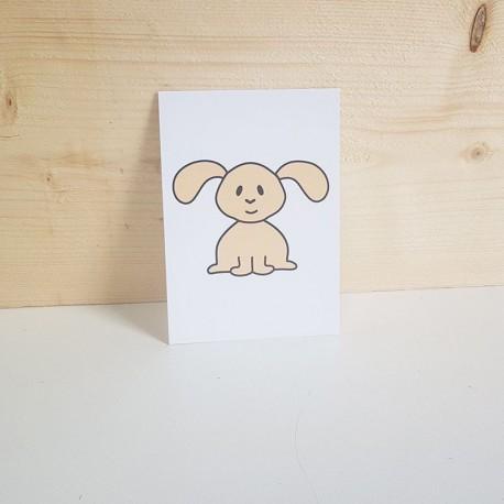 Bunnybunch ansichtkaart