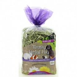 Esve Timothy hay kamille & paardenbloem - paars