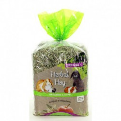 Esve Herbal Hay weegbree & appel - groen