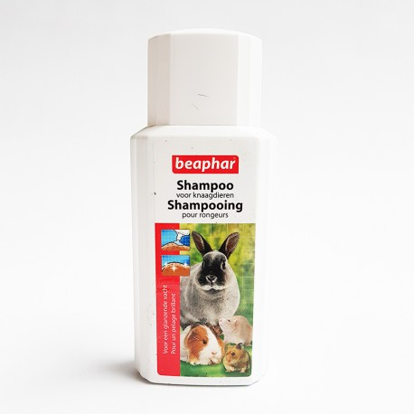 Beaphar Shampoo voor konijnen en knaagdieren