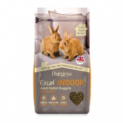 Burgess Excel Rabbit Indoor 1.5 kg