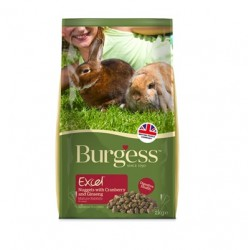 Burgess Excel Rabbit Mature 2kg