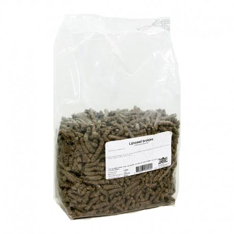 Tijssen lijnzaadbrokjes 1 kg