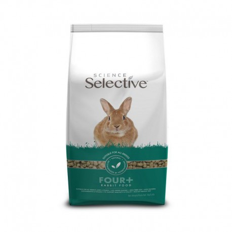 Supreme Selective Mature 4+ Rabbit 1.5 kg