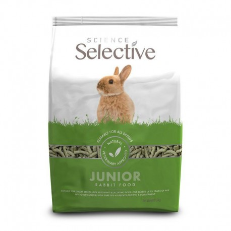 Supreme Selective Junior Rabbit 1.5 kg