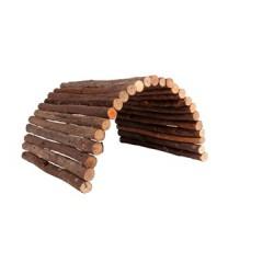 Trixie houten brug groot