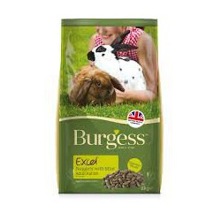 Burgess Excel Rabbit Adult 10 kg